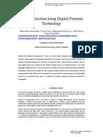 Crime Detection Using Digital Forensic T