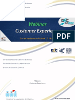 Customer Experience PPT 0411