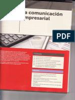 Tema 1 - LA COMUNICACION EMPRESARIAL