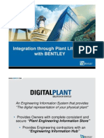 Integration Through Plant Lifecycle -bently