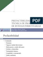 Estudio de prefactibilidad técnica de producción de ruedas ferroviarias.pptx