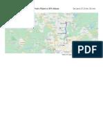de Rua Pedro Filipini a UPA Atibaia - Google Maps