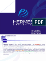 Presentacion Hermes Logistica Version Comercial 2020 V4
