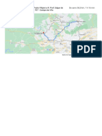 de Rua Pedro Filipini a R. Prof. Edgar de Morães, 707 - Campo da Vila - Google Maps