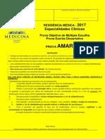 FMUSP_2017_Especialidades_Clinicas_Versao_Amarela