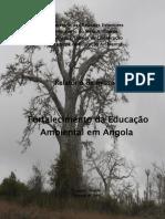 2006 MMA - Relatório Missão Educação Ambiental Angola REPORT