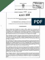 DECRETO 1422 DEL 4 DE NOVIEMBRE DE 2020 (1)