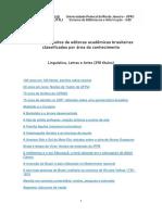 E-books gratuitos de editoras acadêmicas - Linguística, Letras e Artes
