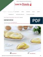 Genovesi - Ricetta Genovesi Ericine Di Maria Grammatico