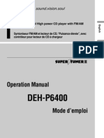 PioneerMOSFET50wx4Manual