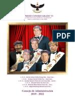 Consejo de Administración 2019 - 2022