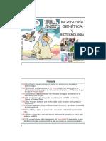 IG y Biotecnología