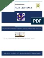 MODALES CRISTIANOS