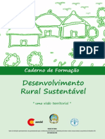 2012 FAO - Caderno Formação Desenvolvimento Rural Sustentável Angola