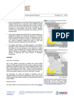 2013 FEWS NET - Angola Drought Assessment Special REPORT