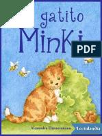 El gatito Minki - Alexandra Dannenmann