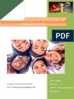 UFCD_10390_Domínios e Estratégias de Intervenção Em Crianças e Jovens_índice