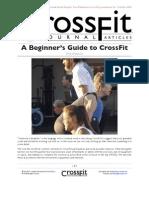 Beginners Guide CrossFit