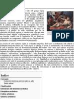 Arte - Wikipedia, la enciclopedia libre