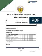 Informe N° 02 (Petrologia y Petrografia)g