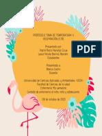 Protocolo toma de temperatura y FR Naranjo Cicua Ingrid - Barrios Barreto Laura