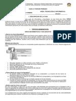INFORMATICA Y TECNOLOGIA-GUIA 5-IIIP - GRADO 10°