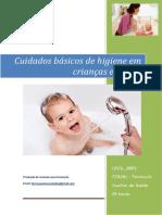 UFCD_9852_Cuidados Básicos de Higiene Em Crianças e Jovens_índice