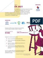 CONGRESO INTERNACIONAL PEDAGOGÍA 2021