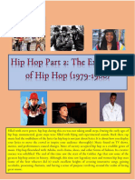 Hip Hop After 50 Years Part 2