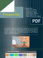 Cateo y Prospeccion