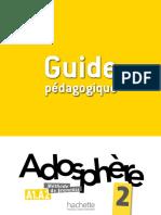 LE Adosphère Guide