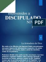 7 LA ARMADURA DE DIOS ( 1 Y 2 )