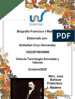Francisco I Madero biografias