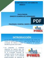 DESARROLLO HISTORICO DE LAS PYMES EN MEXICO.pptx
