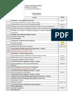 Cronograma TEAP I SG