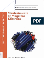 Mantenimiento de Máquinas Eléctricas Paraninfo