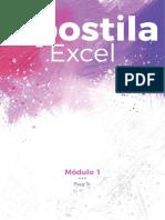 Apostila Excel 1