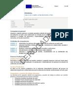 PATRONAJE DE ARTÍCULOS DE CONFECCIÓN EN TEXTIL Y PIEL