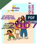 Ejemplo de Estructura de una revista