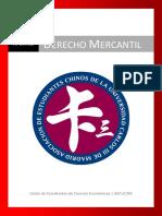 Apuntes Derecho Mercantil Unión de Estudiantes de Ciencias Económicas AECUC3M