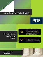 Auditoria de Control Fiscal