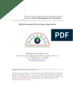 LeaveManagementSystem_CaseStudy_Sharepoint
