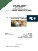 Teorías del desarrollo y politicas publicas