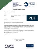 004-2020 CIRCULAR INFORMATIVA SEMANA DE RECESO COTUBRE..pdf
