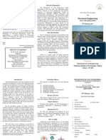 Pavement Engineering Issues and Opportinities Brochure