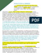 AF174  INTRODUCCION AL GENESIS