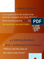 1. History of the Atoms and Atomic Structure.pptx