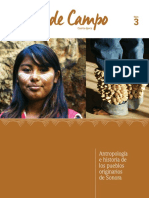 Diario de campo, pueblos de Sonora