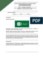 201009 - 4P - Guía - 002 Microsoft Office EXCEL generalidades