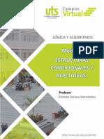 Módulo 3. Estructuras Condicionales